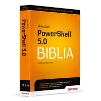 Windows PowerShell 5.0 Biblia.